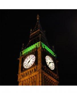 Big Ben e a noite preta | Londres - Inglaterra (LIH)