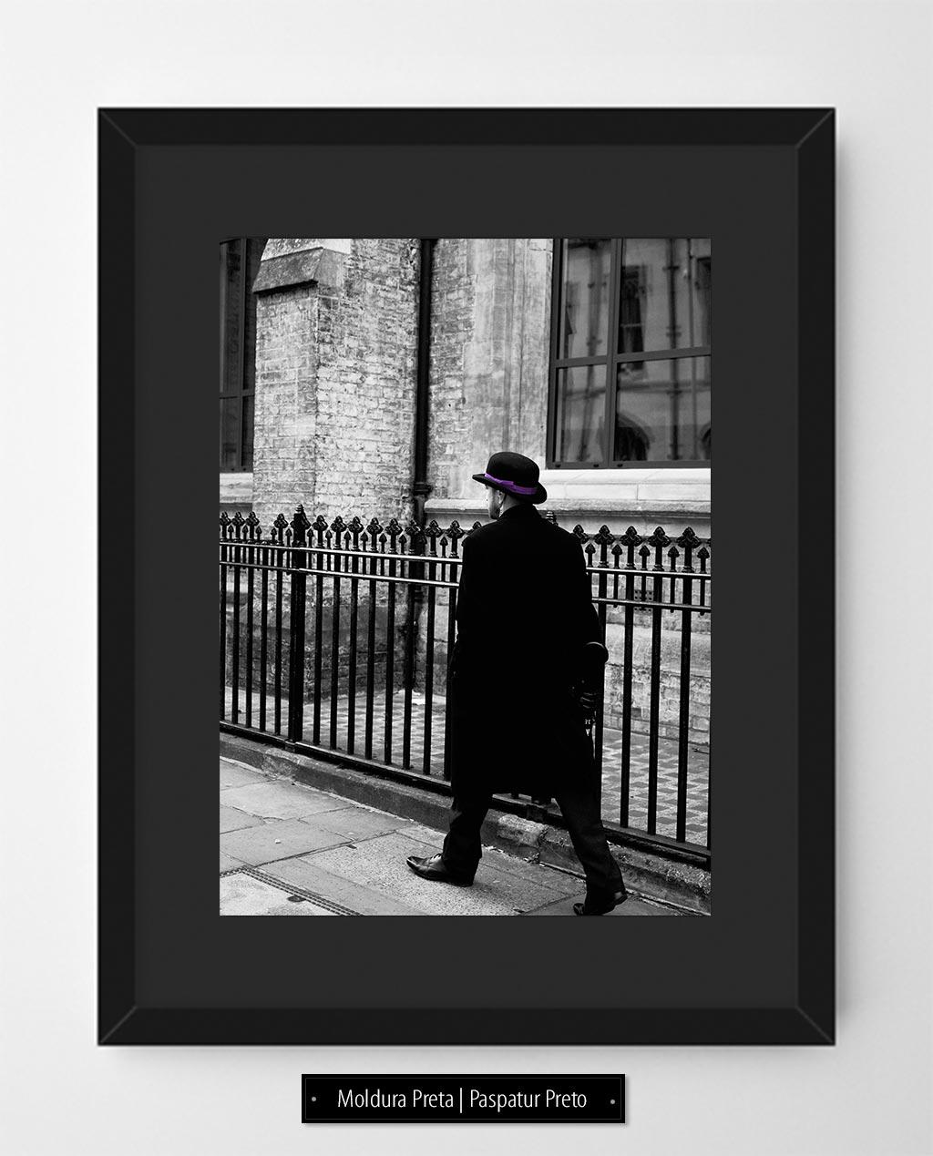 Homme | Cambridge - Inglaterra (CICV)