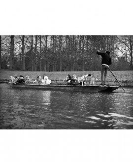 Passeio de Punting | Cambridge - Inglaterra (CICH)