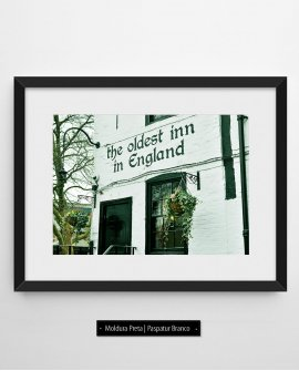 The oldest inn in England | Nottingham - Inglaterra (NICH)