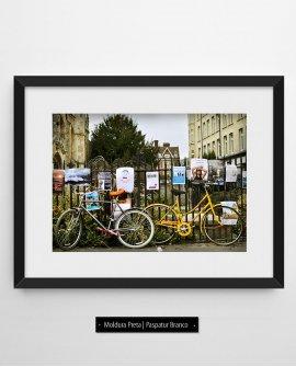 Leia ou Pedale | Cambridge - Inglaterra (CICH)